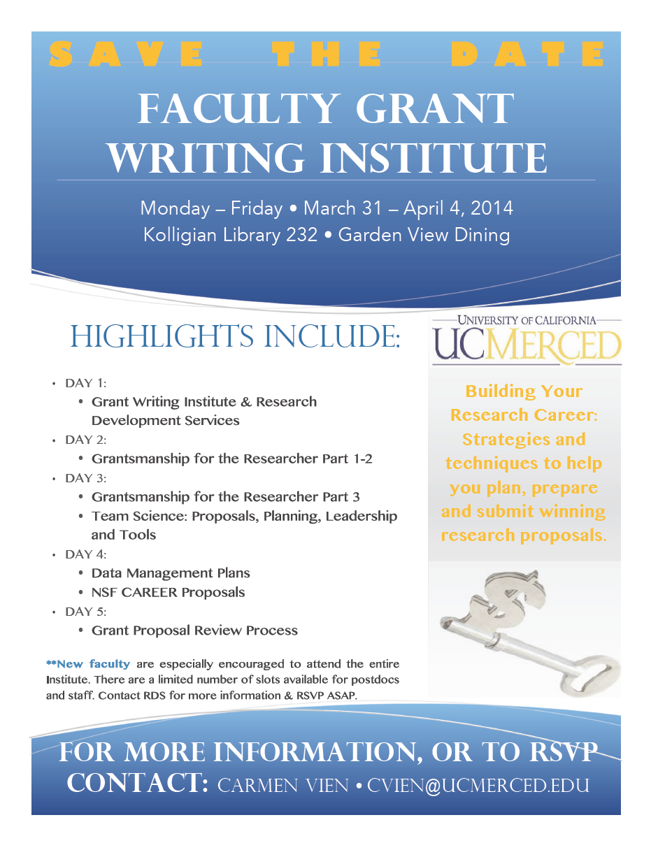 Grant Writing: Assessing Your Research and Writing Skills : Allied ...